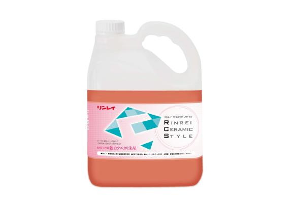 セラミック用 強力アルカリ洗剤