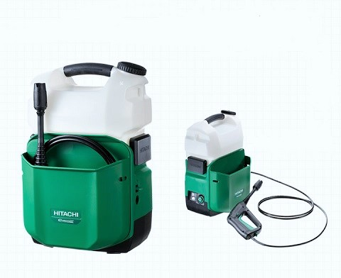 コードレス高圧洗浄機 AW 18DBL
