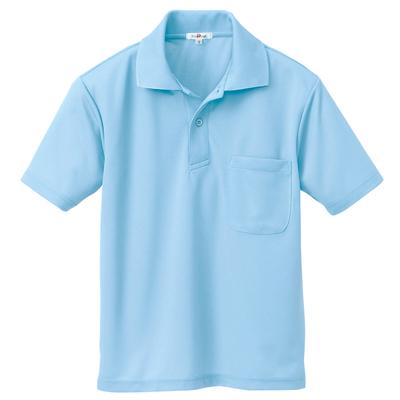 吸汗速乾半袖ポロシャツ(男女兼用)クールコンフォート