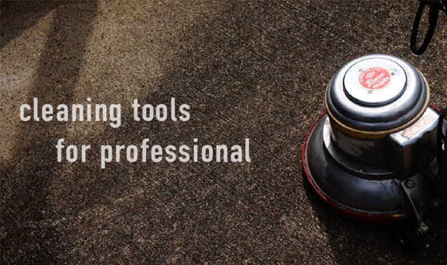 cleaning tools for professional
